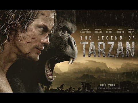 Xxx Mp4 The Legend Of Tarzan Official Teaser Trailer HD 3gp Sex