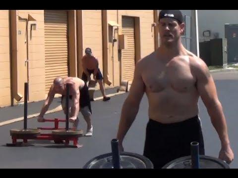 Strongman Workout INSANITY
