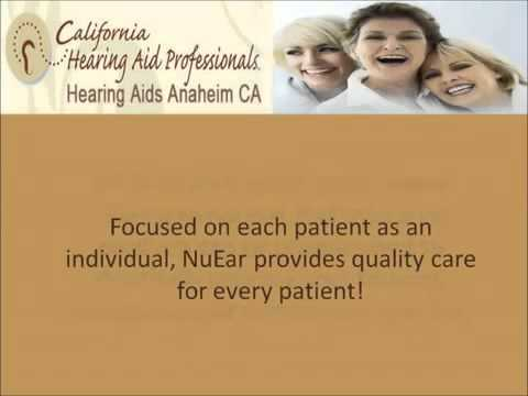 NuEar Hearing Aids
