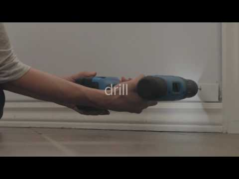 How To Install Climaloc Door Bottoms