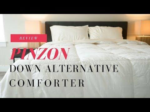 Pinzon Down-Alternative Comforter Review