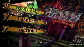 Twisted metal 4 - primer batalla *crusher*  tournament #1