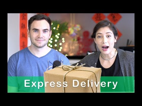 Express Delivery! Postal Language in Mandarin Chinese - (17 Minute Elementary Chinese Lesson)