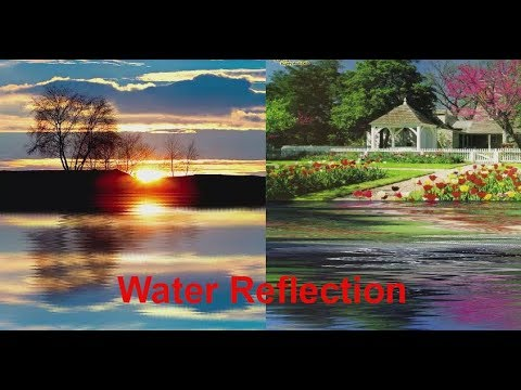 Water Reflections With Realistic Ripples in Photoshop