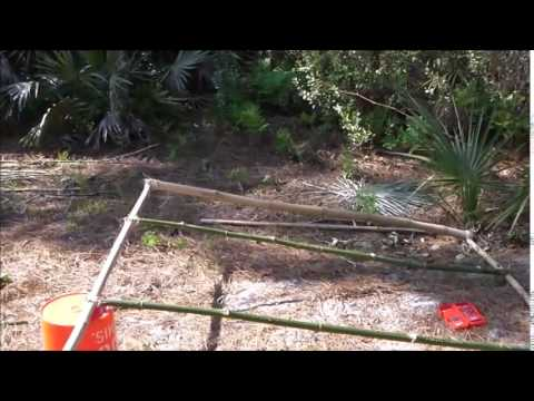 How to Build a Bamboo Composting Toilet