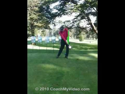 Golf Tip- Fine Tuning Bob's Driver for an Improved Swing, with Captions