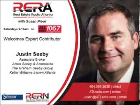 106.7 Radio Show - the Atlanta Real Estate Market.