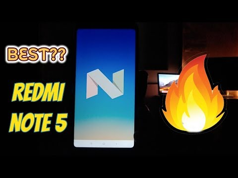 📱 REDMI NOTE 5 UNBOXING AND HANDS ON | 📦 BEST UNDER 10000