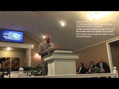 The Church Under Pressure