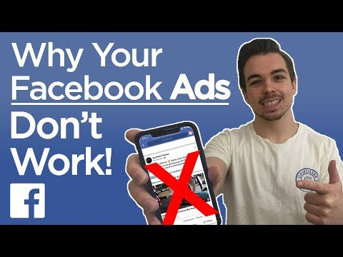 Why Your Facebook Ads Don't Work!