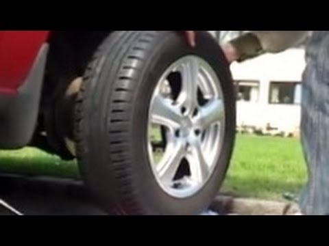 How To Change a Car Wheel / Tire