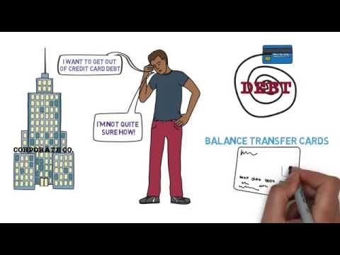 How to Get Out of Credit Card Debt: The Basics (Debt Management 2/4)