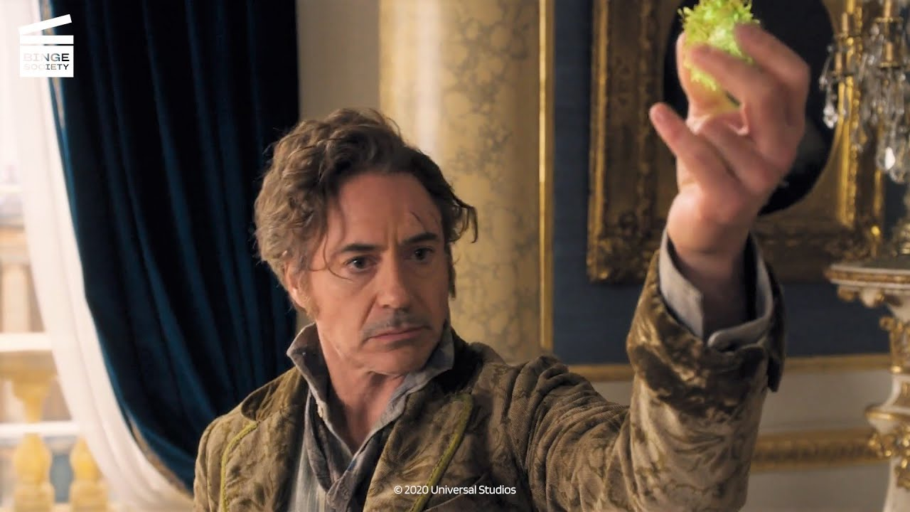 Dolittle: Saving the Queen HD CLIP