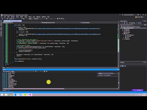 Programming Timelapse: Website Giveaway (2014-2015)