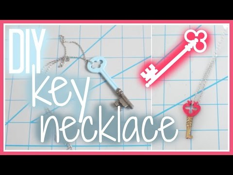 DIY - Key Necklace