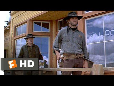 High Plains Drifter (4/8) Movie CLIP - Target Practice (1973) HD