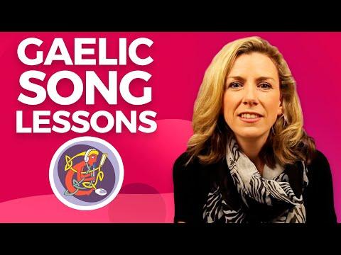 Gaelic Singing Lesson: Deoindí - Learn Irish through Song with Muireann Nic Amhlaoibh