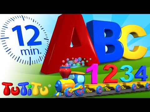 TuTiTu Specials | Numbers & Letters | Fun Learning Videos for Children