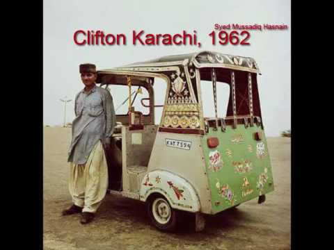 Old and Beautiful Pakistan - Historical video Images
