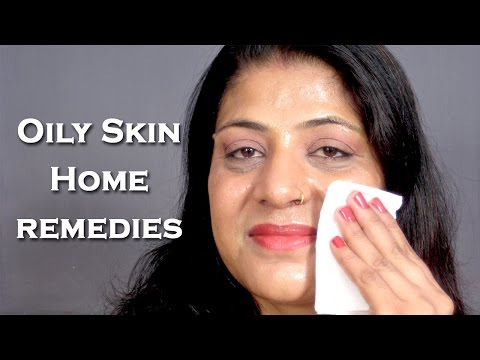 Oily Skin Care At Home - 3 Miraculous Beauty Tips For Oily Skin Care