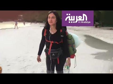 Xxx Mp4 صباح العربية رحالة يمنية تجوب العالم ومعها 600 دولار 3gp Sex