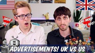 Download Advertisements! | British VS American | Evan Edinger & Jay Foreman Video
