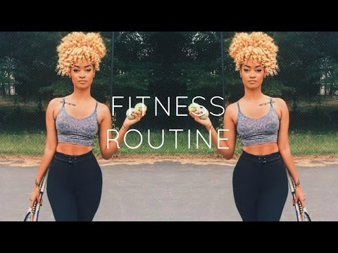 ☀ My Fitness Routine | Life Hacks & Getting Motivated ☀