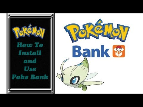 Pokemon Tutorial:: How to Install and Use Pokemon Bank