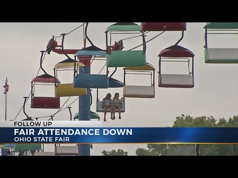 Attendance down 14 percent at Ohio State Fair this year
