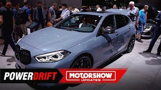New BMW 1 Series : Most affordable BMW gets a level up : IAA 2019 : PowerDrift
