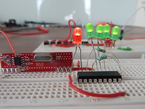 Rf transmitter and receiver circuit tutorial