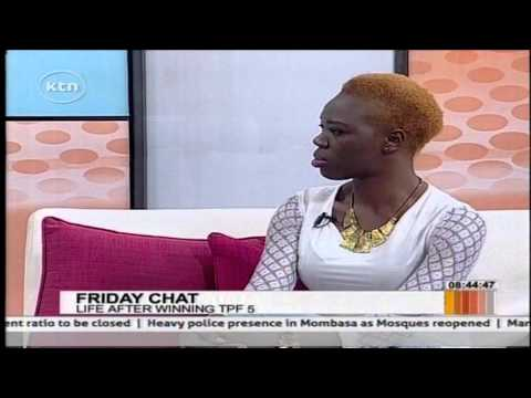 Did Ruth Matete break up with the boyfriend after getting TPF money