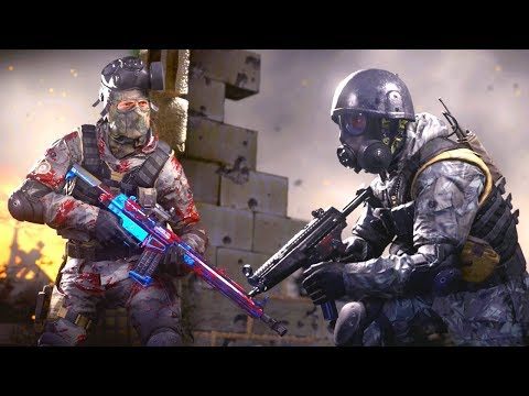Old Infinity Ward Developers RETURN (MW4 for 2019?)