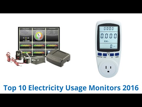 10 Best Electricity Usage Monitors 2015