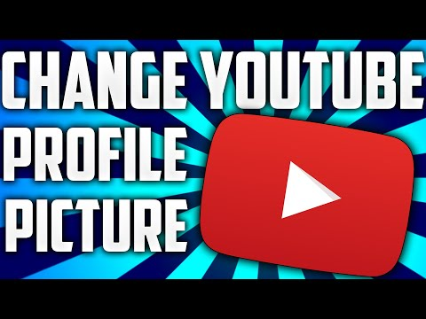 *2017* How To Change Your Youtube Profile Picture/ Logo UNDER 10 SECONDS - 2016 Turorial