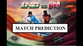 India Vs West Indies 1st ODI match , Preview and Prediction