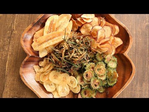 Kurkure Vegetables | Crispy & Crunchy Vegetables | The Bombay Chef - Varun Inamdar