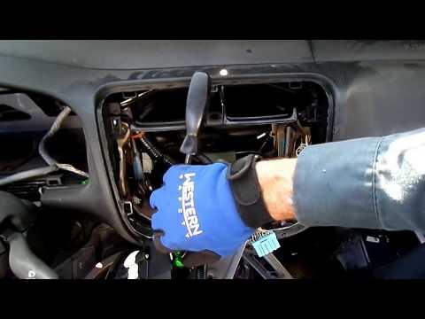 Honda Civic Radio Removal