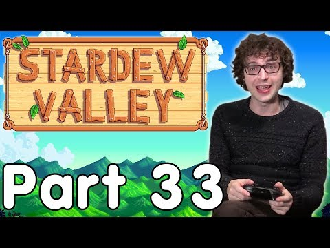 Stardew Valley - Strange Things - Part 33