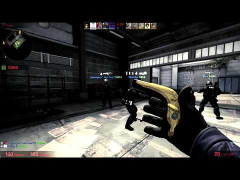 What is this kid (CS:GO Competitive)