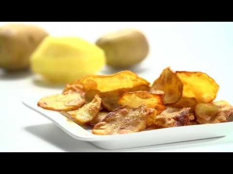 Pot for potatoes and crisps PURITY MicroWave