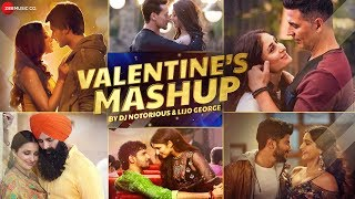Valentine's Mashup by Dj Notorious & Lijo George