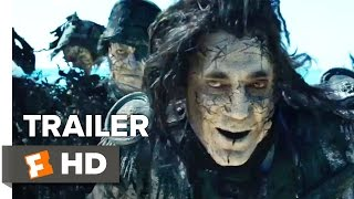 Pirates of the Caribbean: Dead Men Tell No Tales Intl Trailer #2 (2017) | Movieclips Trailers