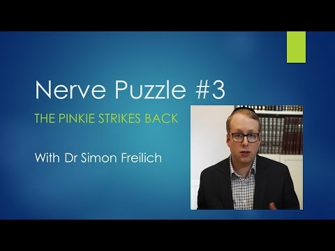 Nerve Puzzle 3 - The pinkie strikes back - The Neurophysiology assessment of cervical radiculopathy