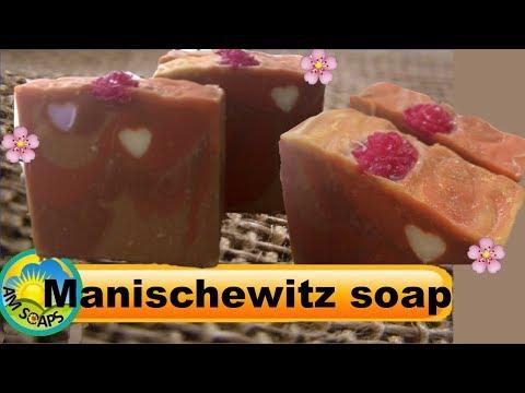 Manischewitz red wine soap