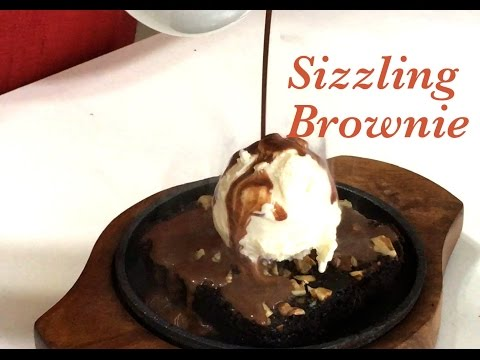 Instant Sizzling Brownie | Microwave Brownie | Eggless