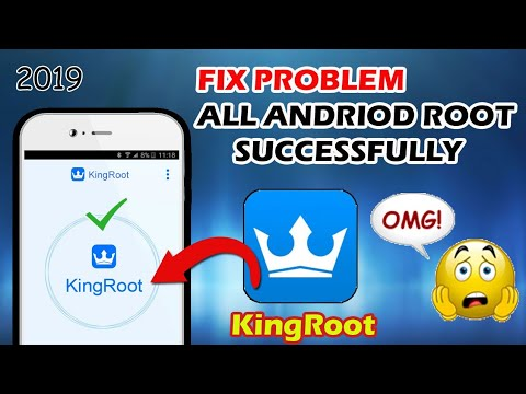 2019 KingROOT New One Click Root Method No PC NO TWRP Every