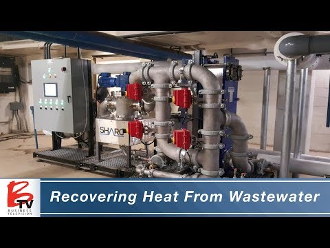 Reducing Carbon Emissions With Wastewater - SHARC Energy