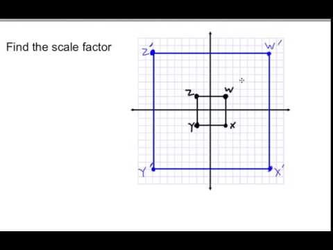 Finding Scale Factor