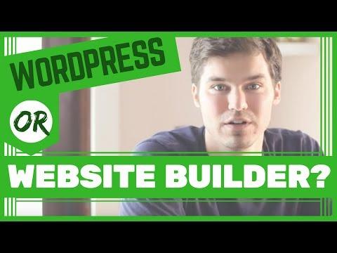 WordPress or Website Builder - SAME or Different? I HELP you choose!